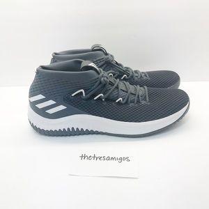 Adidas Dame 4 'Onix' Men's size 19